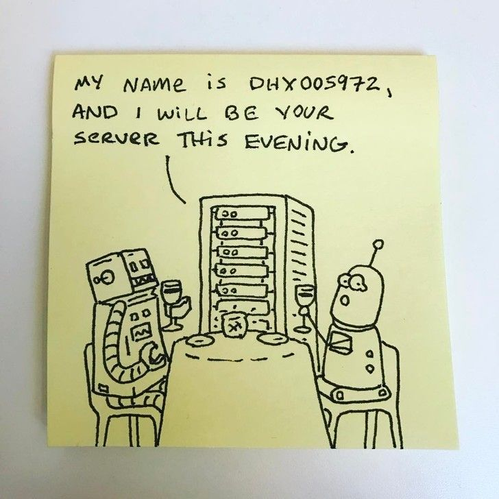 When You Go Out For A Byte Information Technology Humor Programmer Humor Funny Quotes