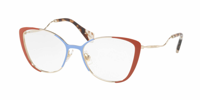 3b1a0990bec2 Miu Miu MU 51QV Eyeglasses