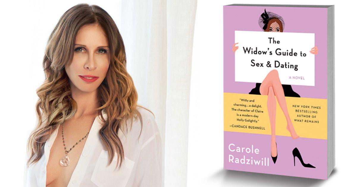 carole radziwill widows guide to dating semo dating
