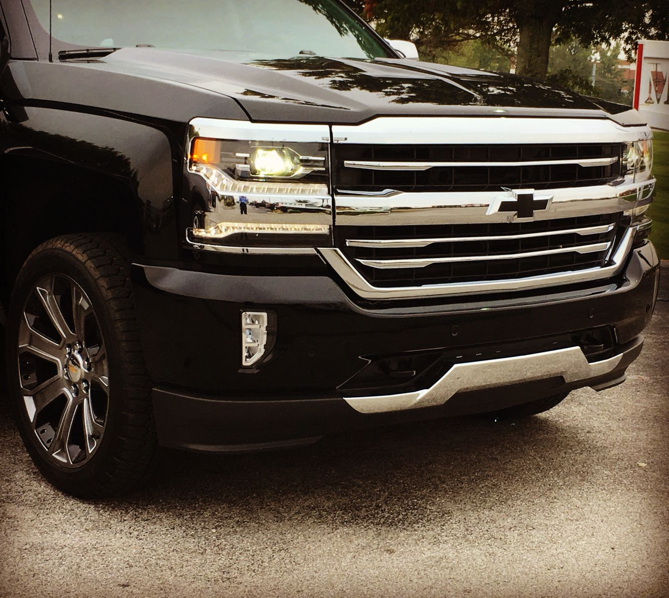 2017 Silverado High Country In A Formal Black Bow Tie Dancumminsdeal Silverado High Country Black Bow Silverado