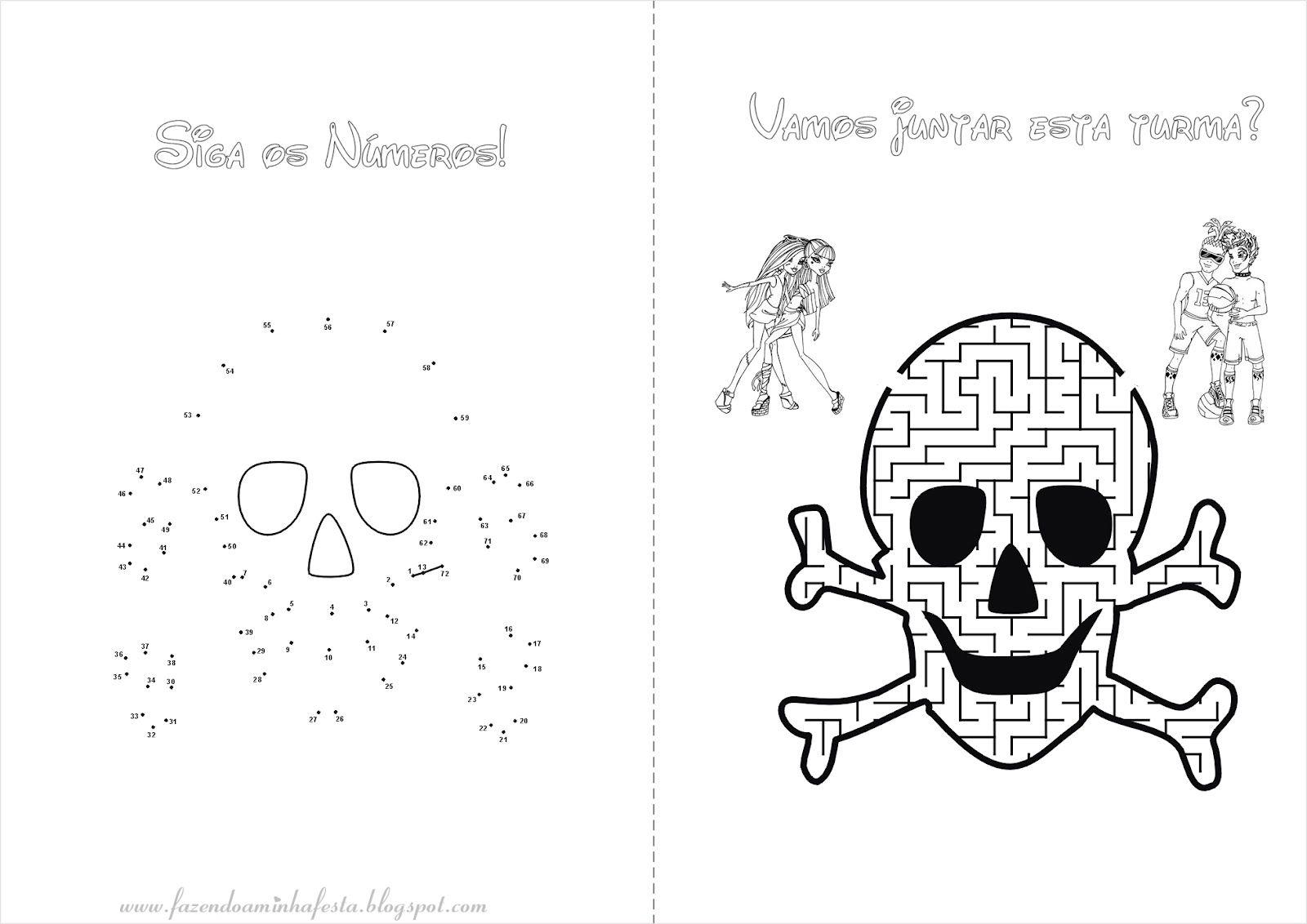Magnífico Coloración De Monstruo Ornamento - Dibujos Para Colorear ...