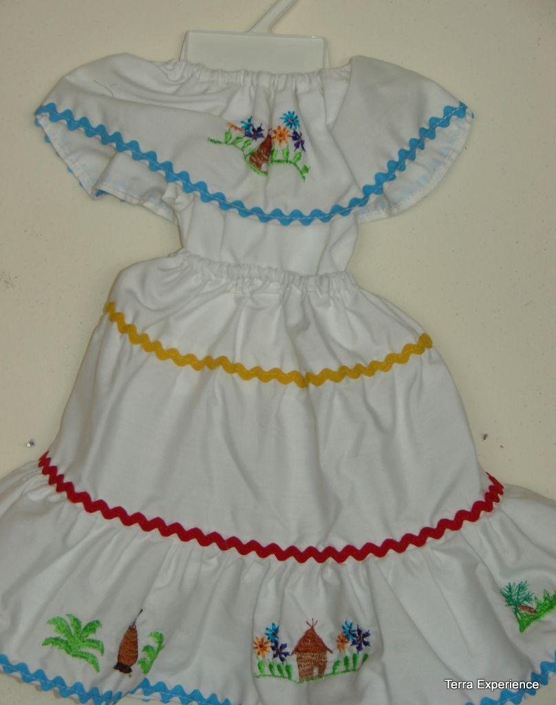 Nicaragua Dress