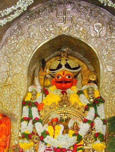 Khandoba Temple Is Located In Jejuri City Pune In Maharashtra He Is One Of The Most Popular Famil Jejuri Lord Shiva Hd Wallpaper Shivaji Maharaj Hd Wallpaper