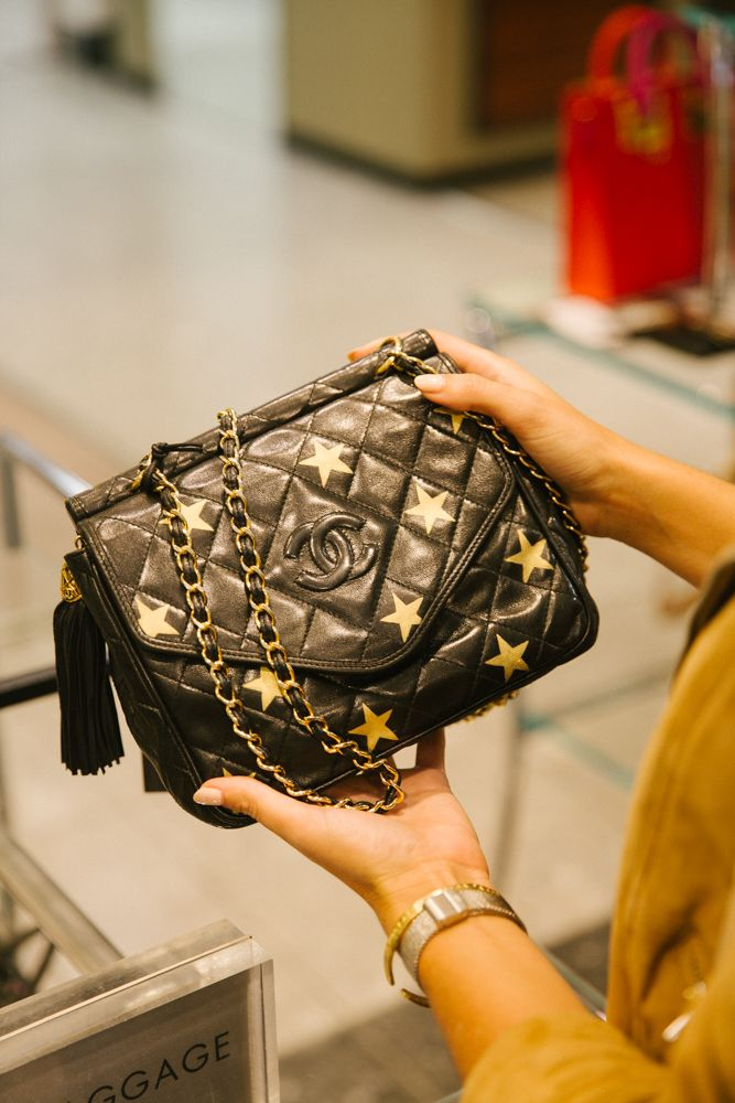 Chanel Bags Harvey Nichols Freebies The Londoner