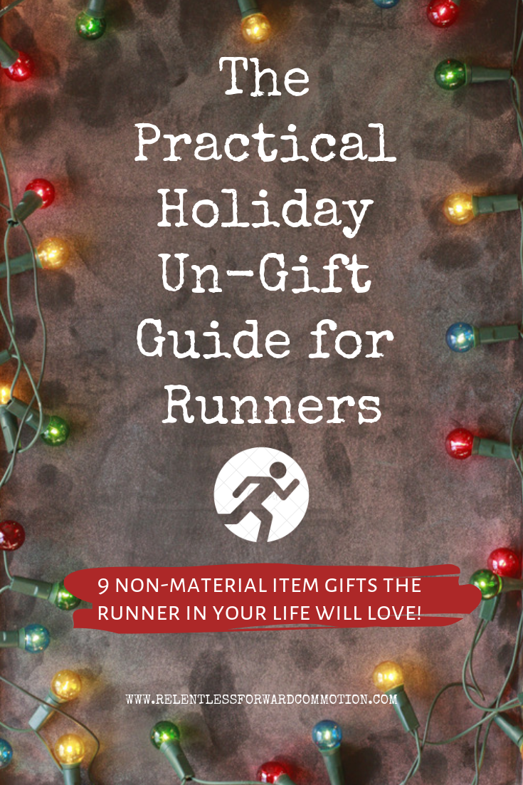 05e597de The Practical Holiday Un-Gift Guide for Runners | Gifts for Her ...