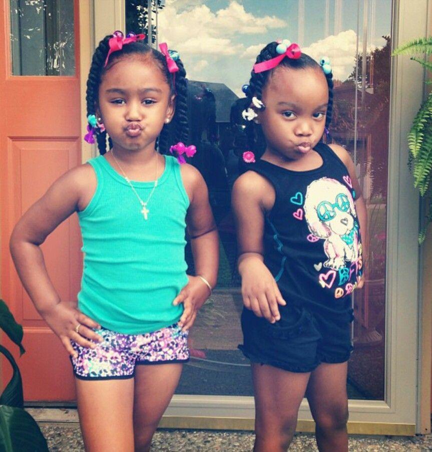 Sensational 1000 Images About Baby Hair On Pinterest Little Girl Hairstyles Short Hairstyles For Black Women Fulllsitofus