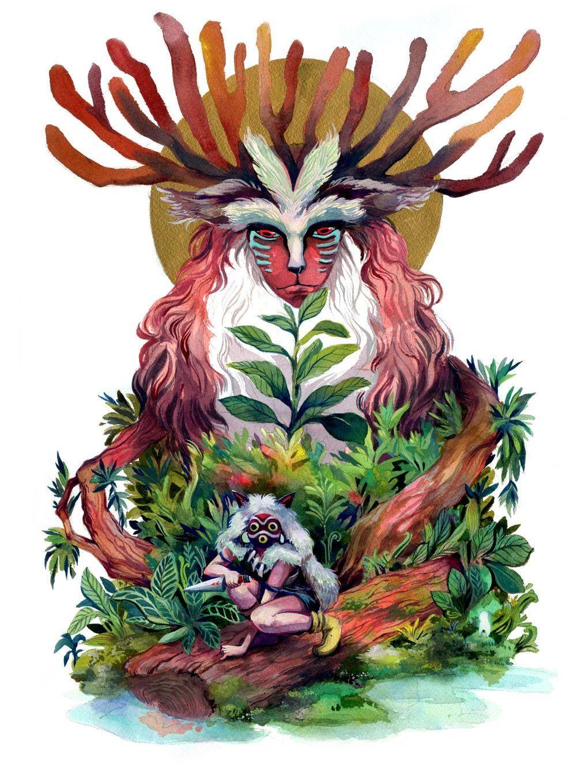 aW5oxYN.jpg (1020×1360) Miyazaki art, Hayao miyazaki art