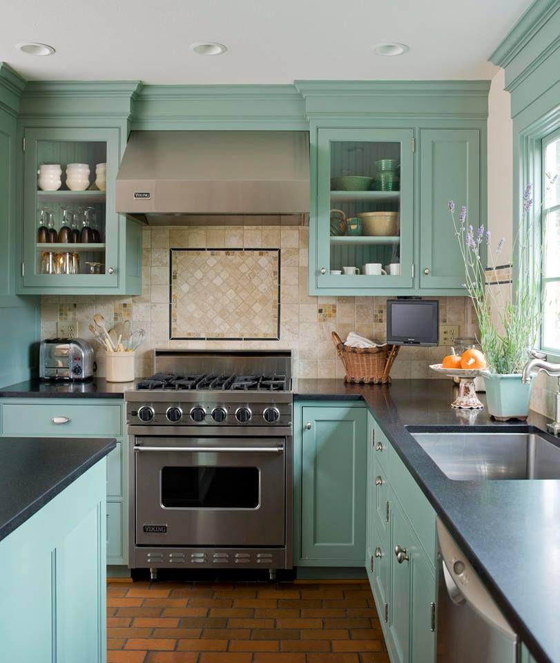 KitchenBathIdeas.com | Kitchen flooring, Kitchen design ...