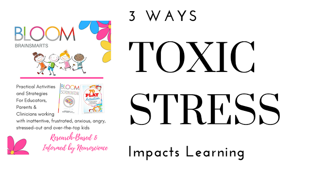 Video On Impacts Of Trauma On Learning >> Toxic Stress And Trauma Have A Huge Impact On Developing Brains
