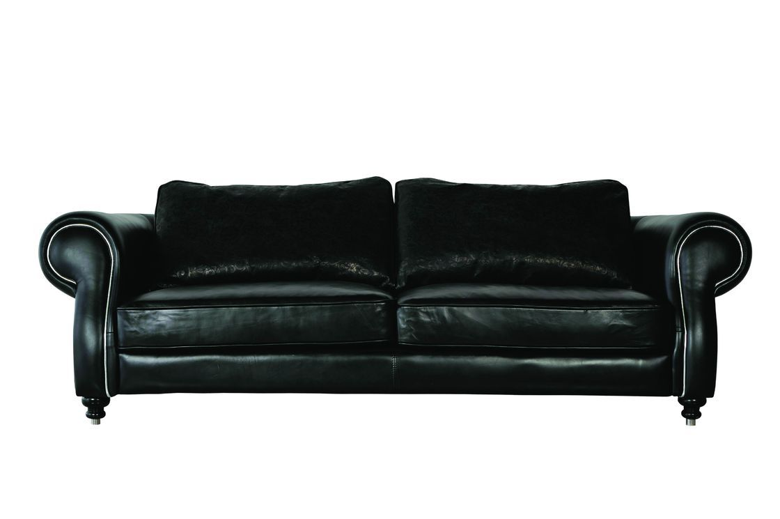 Outstanding Restoring The Black Leather Sofa Best Sectional Sofas Sale Creativecarmelina Interior Chair Design Creativecarmelinacom