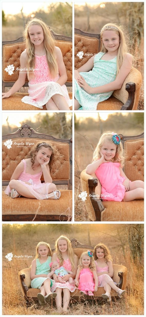Spring mini session DFW photographer » Angela Wynn Photography #grandkidsphotography