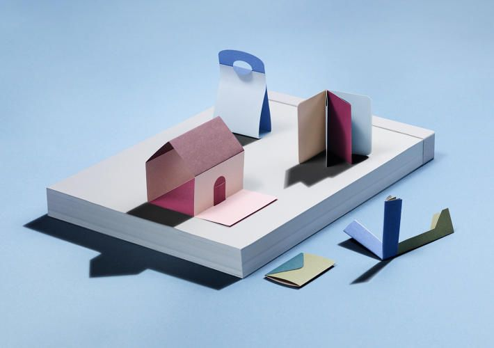 Purveyor of Scandinavian furniture Normann Copenhagen is releasing a stationary lineperfect for those long gaps between big furniture buys.
