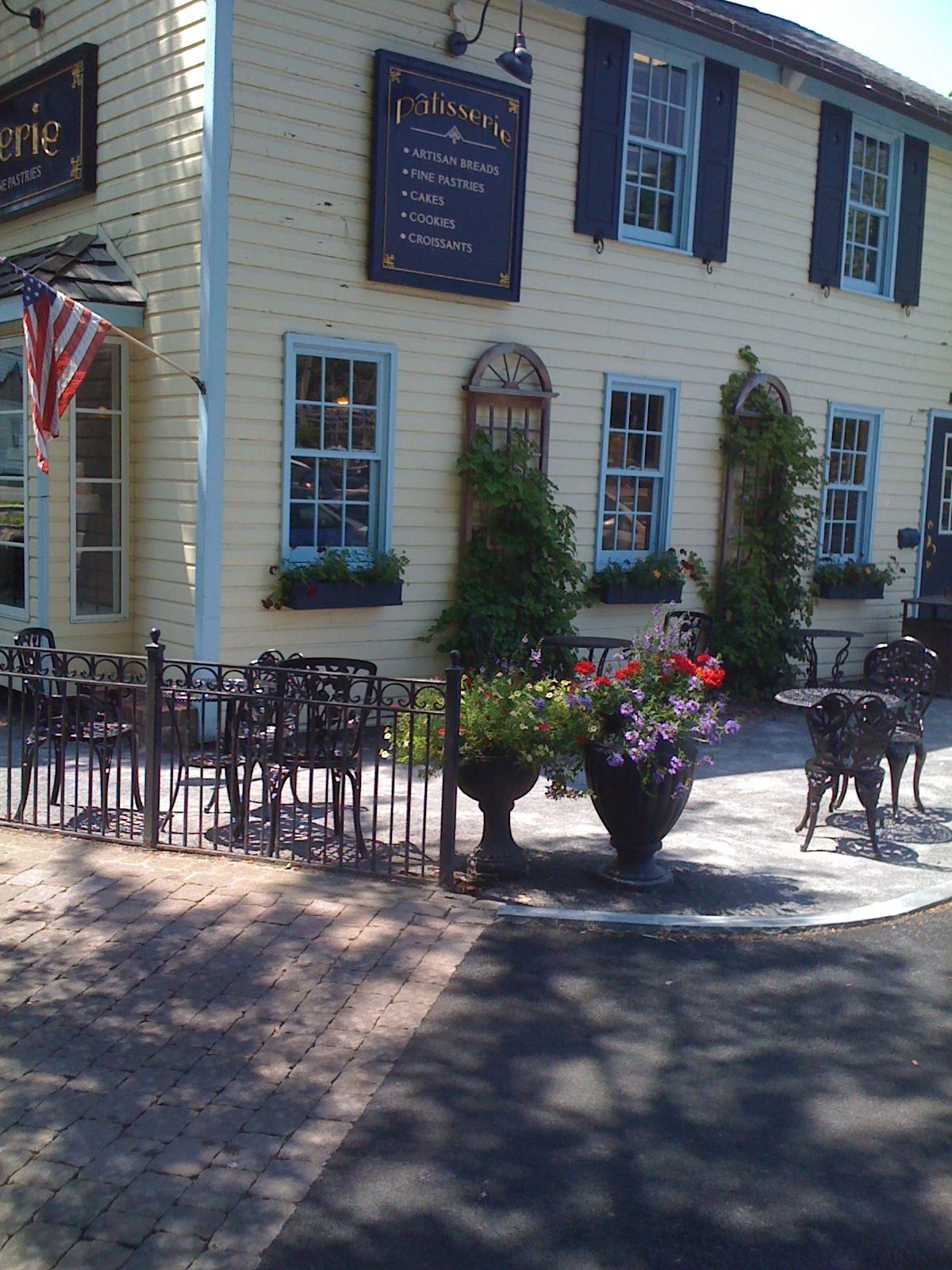 The Patisserie In Skaneateles Ny Their Stretch Bread Is Fabulous I Should Go Here B
