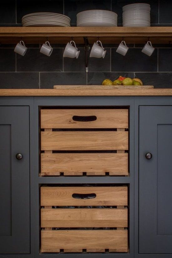 15 Brilliant Fresh Produce Storing & Organizing Ideas To Remove ...