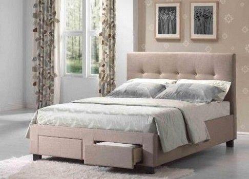 Emerald Home Furnishing Llc Sydney Storage Bed Complete Belgian