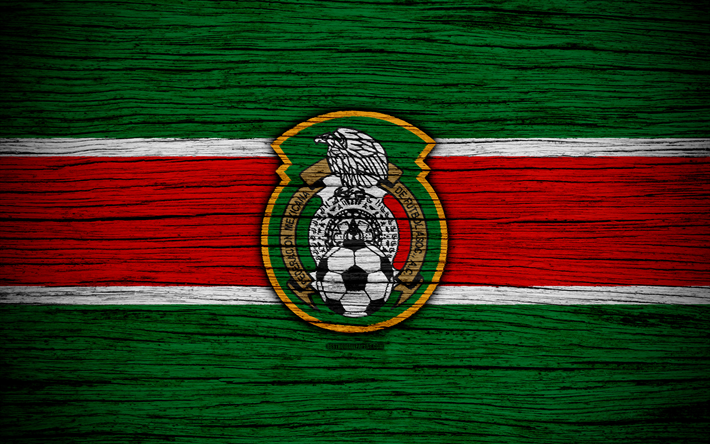 Download wallpapers 4k, Mexico national football team