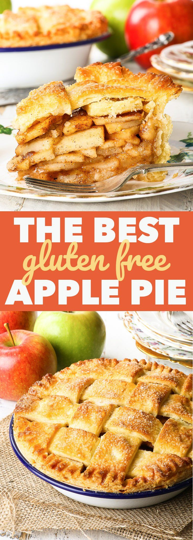 Gluten Free Apple Pie - The Loopy Whisk