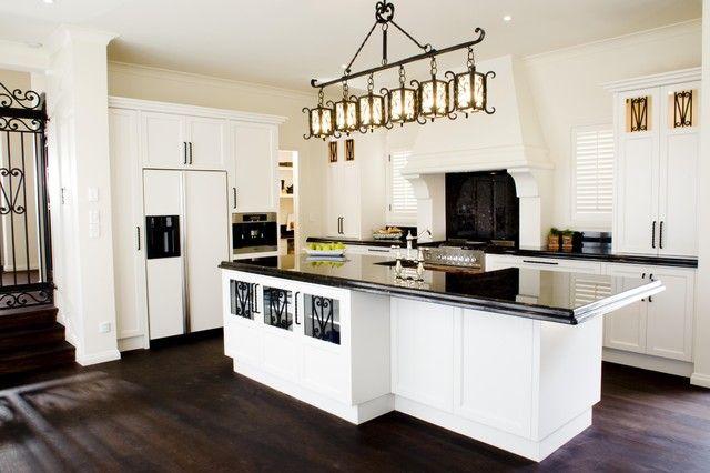 Spanish Style   Mediterranean   Kitchen   Los Angeles   Mal Corboy Design  And Cabinets