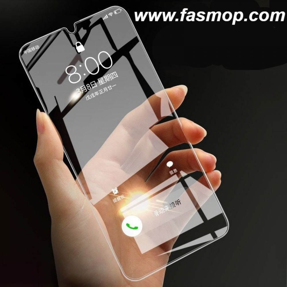 HD Full Cover Tempered Glass For Samsung Galaxy A30 A50
