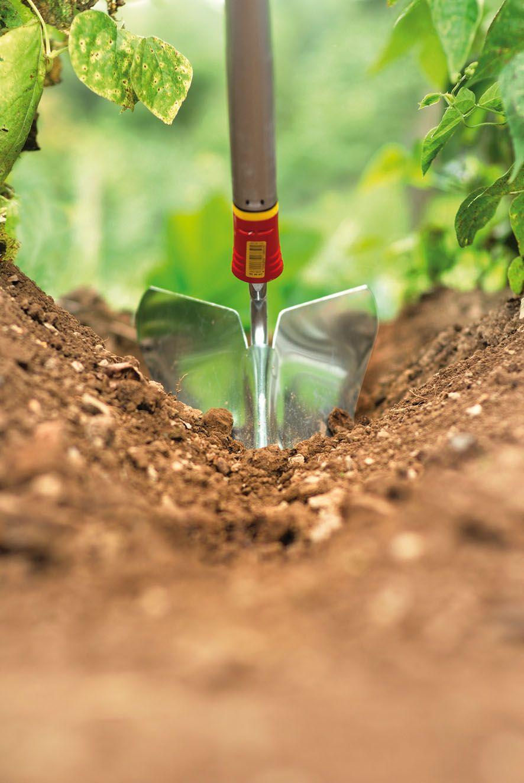 Interlocken Soil Ridger Planting Tool Planting Tools Garden
