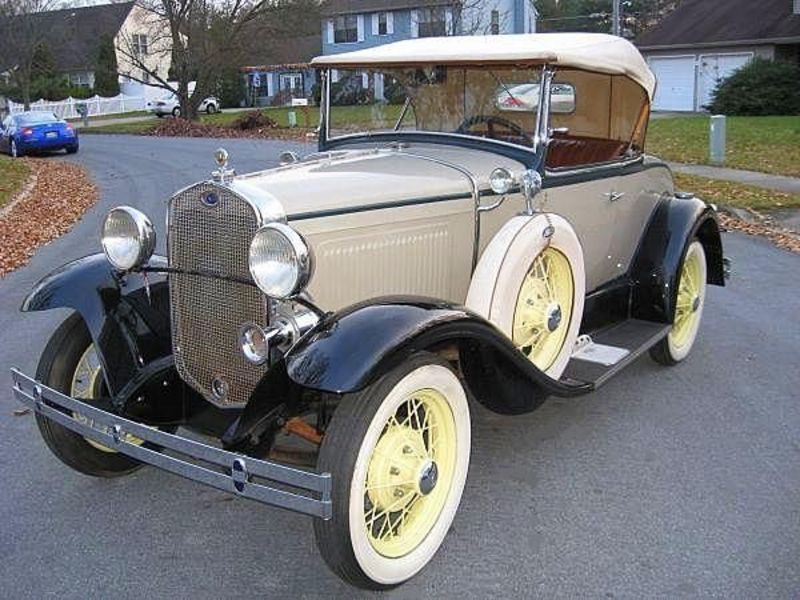 1931 Ford Model A Dulexe For Sale in Stratford, New Jersey | Old ...