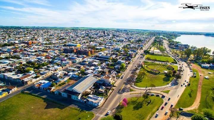 Vista panoràmica de la ciudad de Mercedes-Soriano