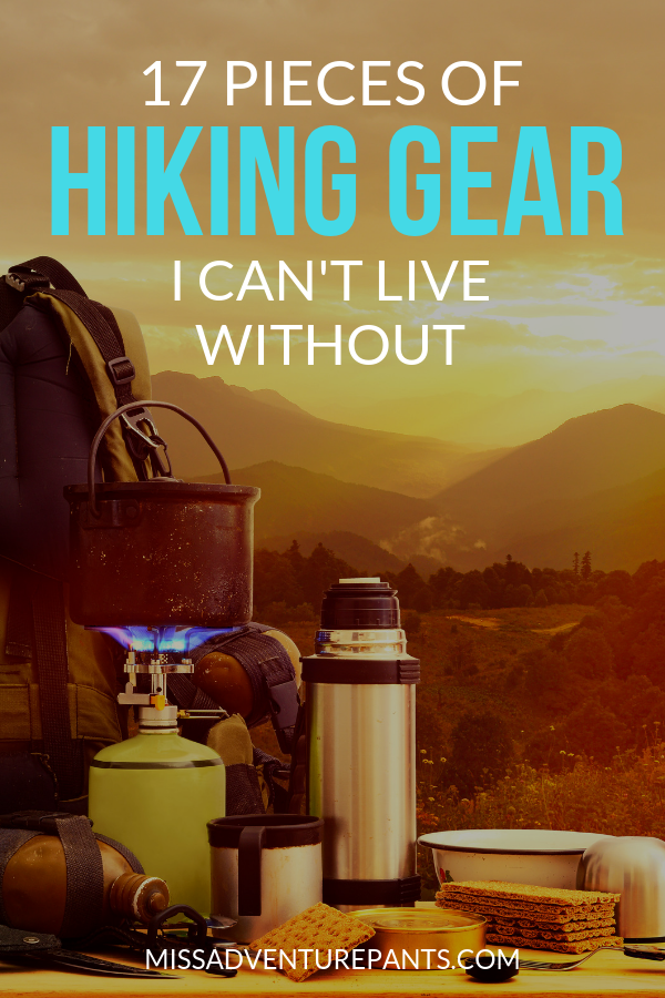 Photo of My list of hiking gear must-haves as a hiking nut and former backpacking guide! …