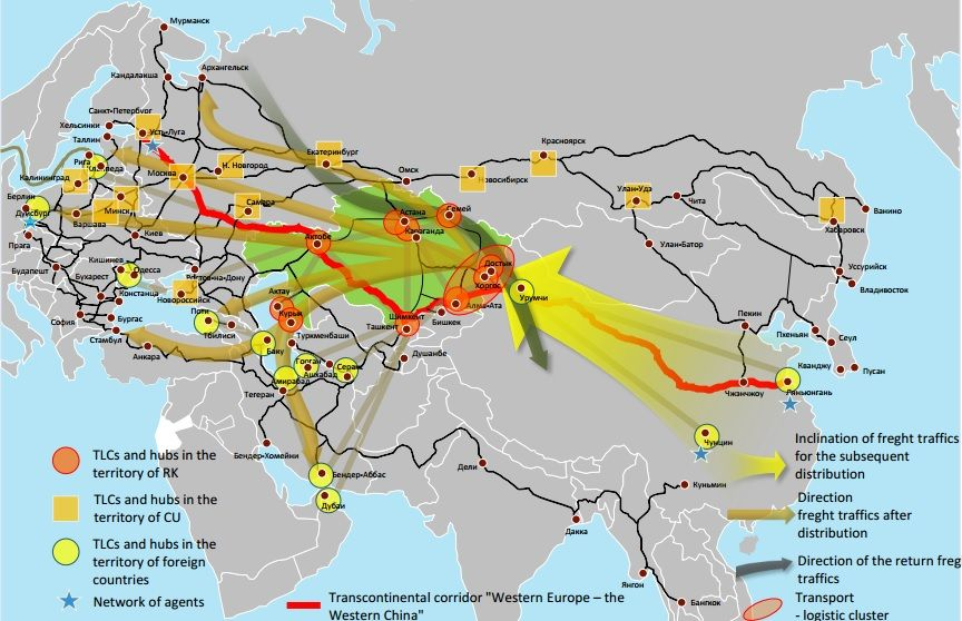 Eurasian Research Institute 243 GO Maps Afro-Eurasia - best of world history maps thomas lessman