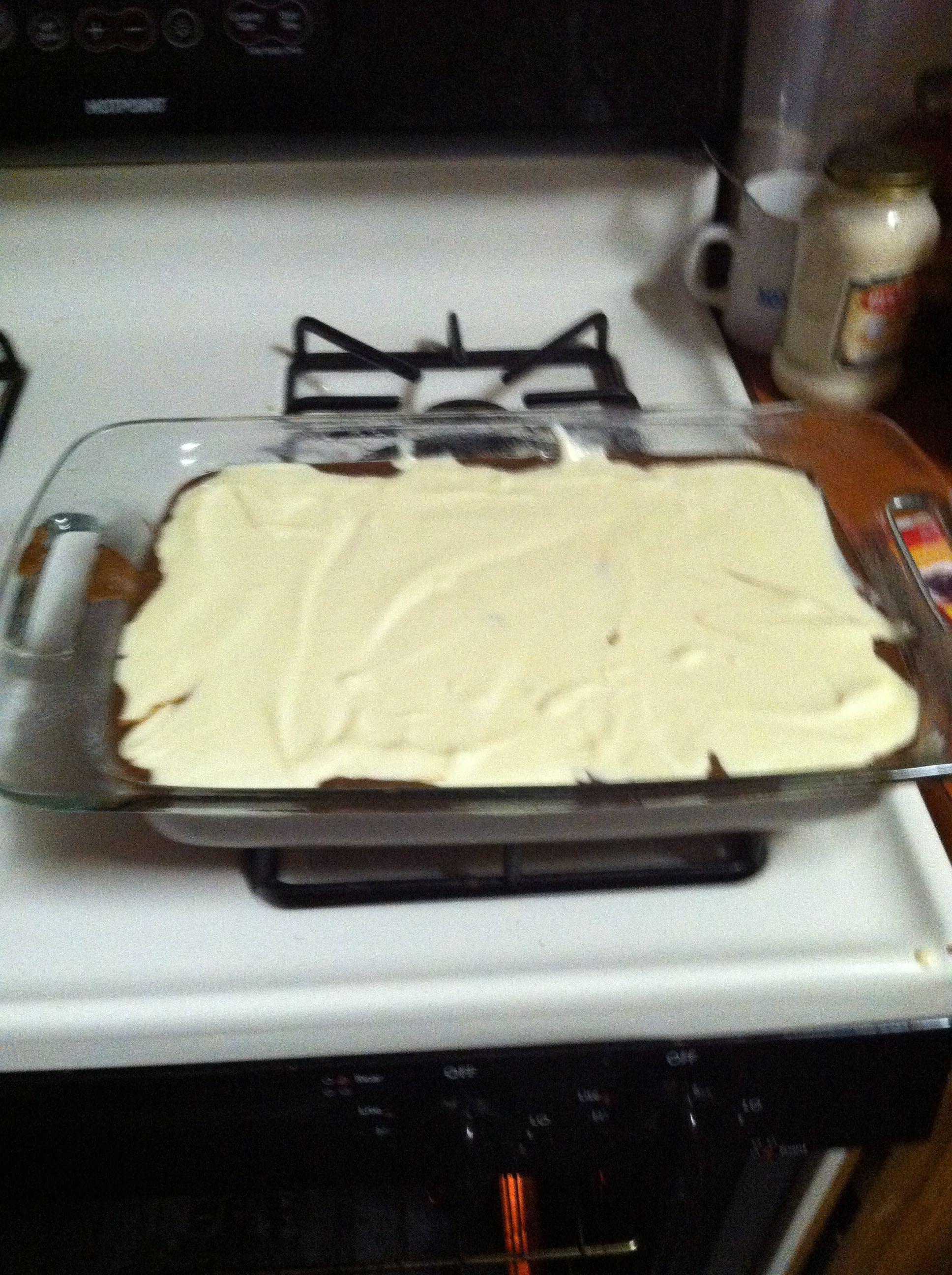 Italian layer cake