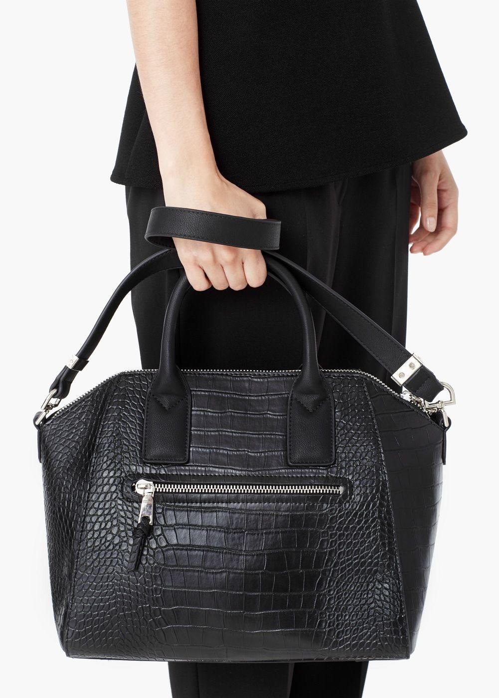 4f20236d25 Zip tote bag