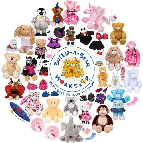 build a bear  Google Search  Buildabear  Pinterest  There
