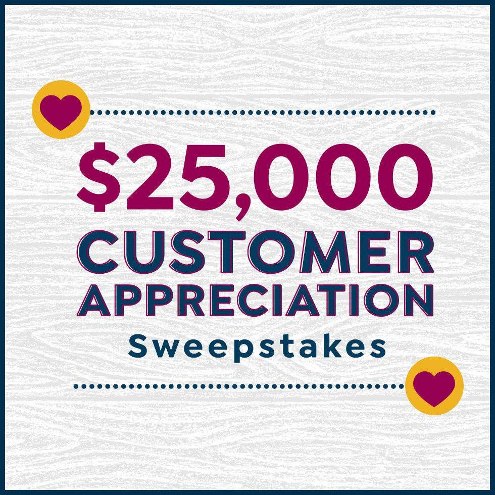 Ready for a chance to win? I just entered HSN's 25,000