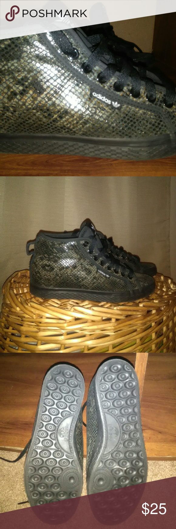 Adidas adidas 3 Streifen la marca de zapatos con