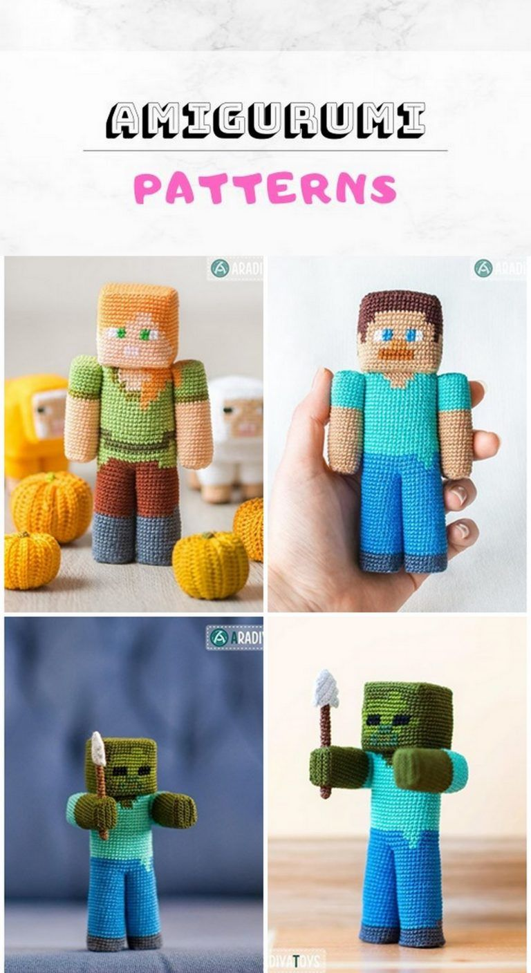 Best Little Amigurumi Basic Free Crochet Patterns With Images