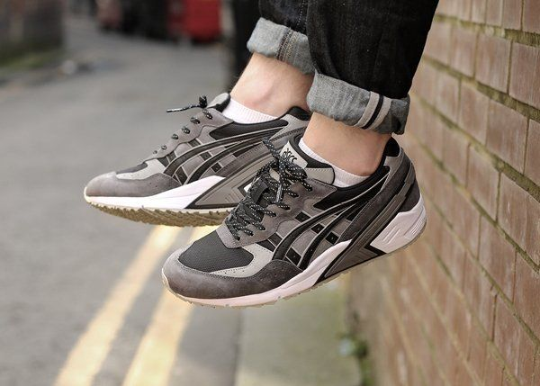 asics gel sight gris