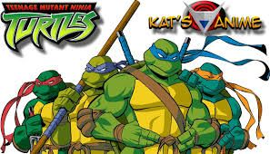Resultado de imagen para anime de las tortugas ninja