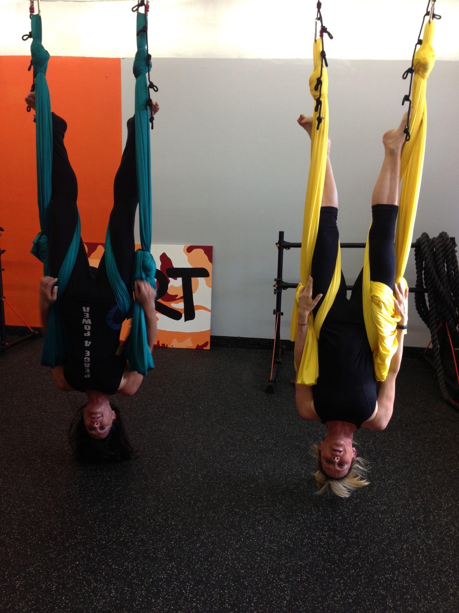 Aerial Yoga Vampire Fun With Defy Gravity Yoga Aerial Yoga