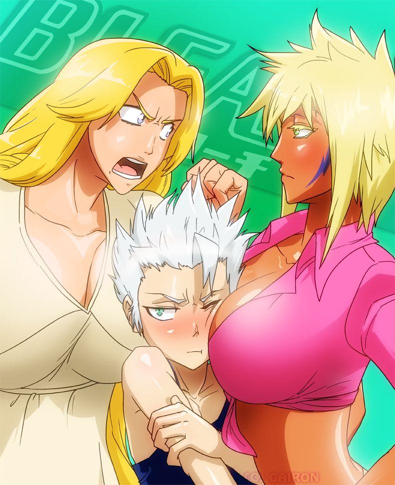 Manga Anime Company: Bleach's Company By ~Gairon On DeviantART