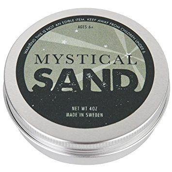 Sable mystique magique aux propriétés cinétiques - 6,95€