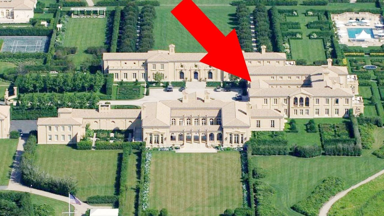 Most expensive houses top 10 most expensive houses in for The nicest house in the world