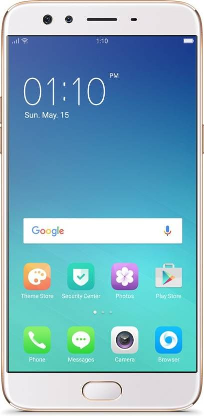 OPPO F3 Plus (Gold, 64 GB) (4 GB RAM) flipkart offers on