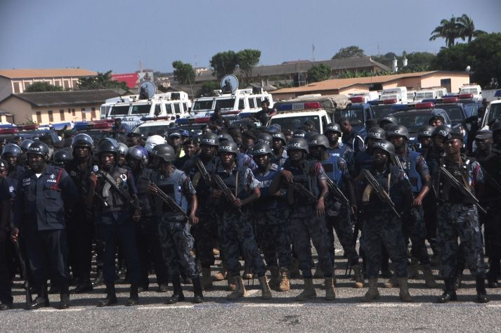 Police: We will stop Concerned Ghanaians Group demo - http://www.ghanatoghana.com/police-will-stop-concerned-ghanaians-group-demo/