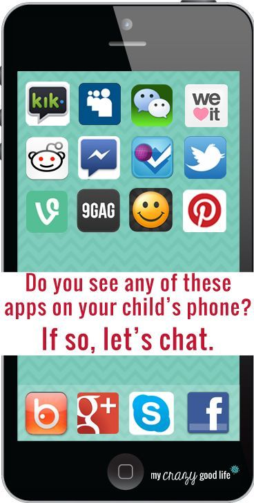 List of Dangerous Apps for Tweens and Teens Apps for