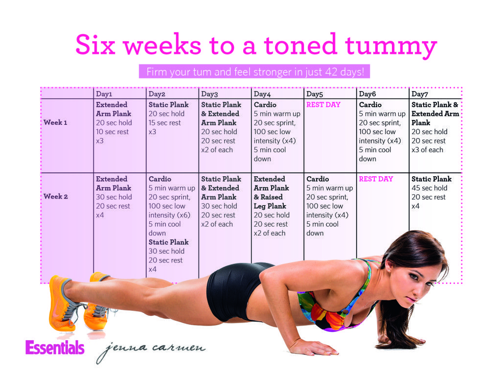 ways to lose weight and tone up quick