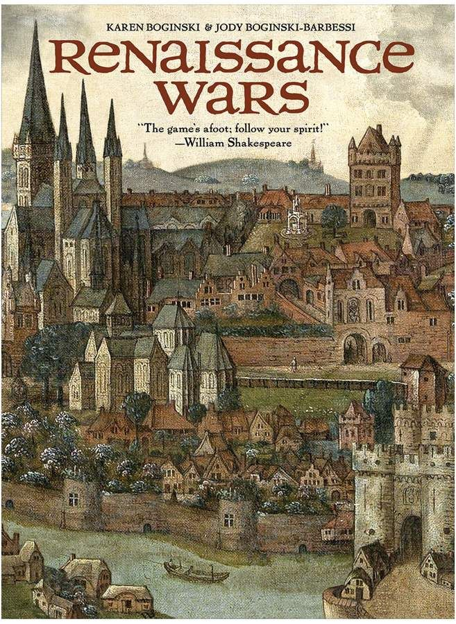 US Games Systems Renaissance Wars Card Game