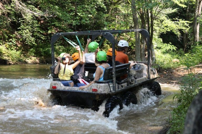 Explore Scenic ATV Trails Near Pigeon TN with Our