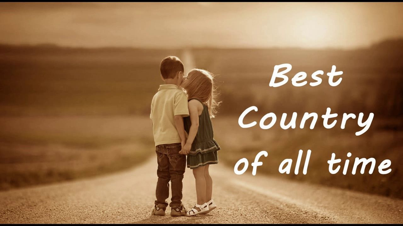 Slow romantic country songs
