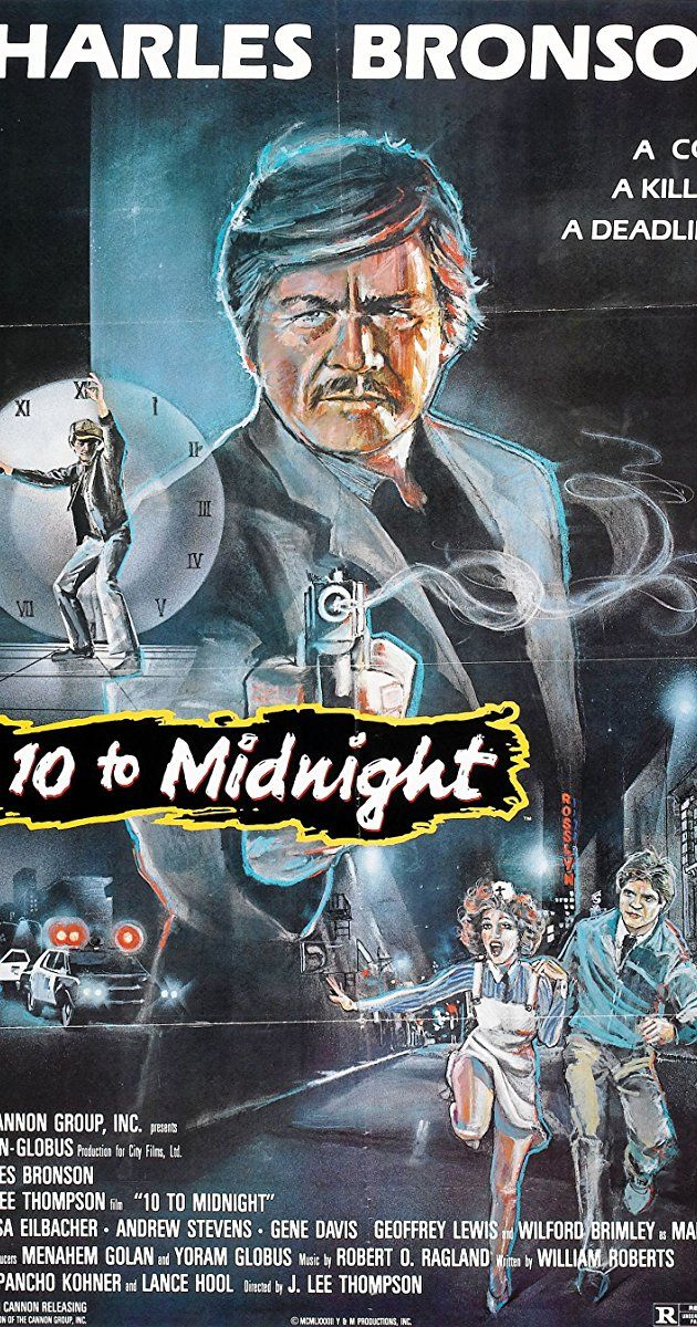 Michael Hanlon The Man Behind the Midnight Movie Posters