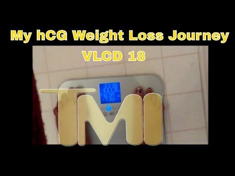 TMI Tuesday 😜 My hCG Weight Loss Journey