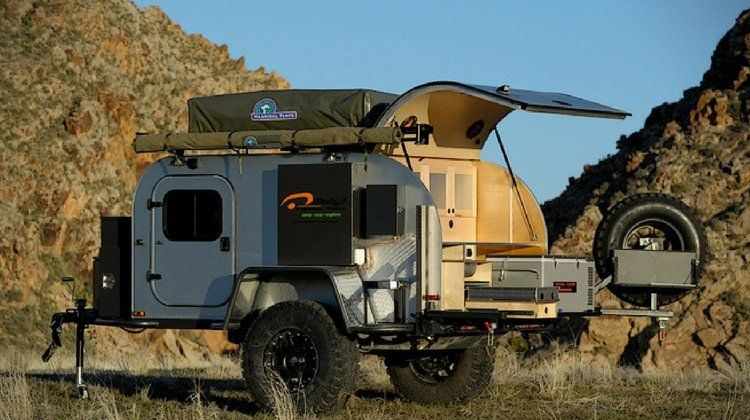 Get The Best Small Camping Trailers For Your 2017 Camping